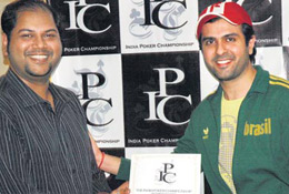 Harman Baweja at IPC