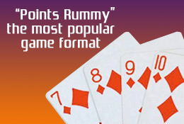 Points Rummy Format