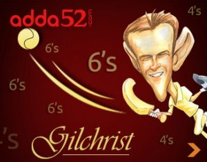 6♠4♣ Called Gilchrist