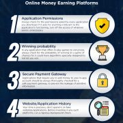 5 Things You Should Check Before Using Online Money Earning Platforms